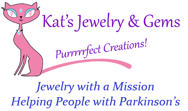 Kat's Jewelry & Gems Jewelry With A Mission Parkinson's Partners